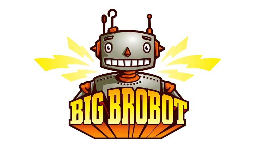Big Brobot i Berlin