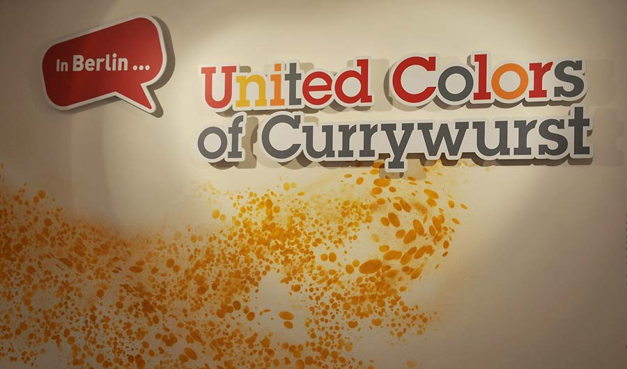 United Colors of currywurst